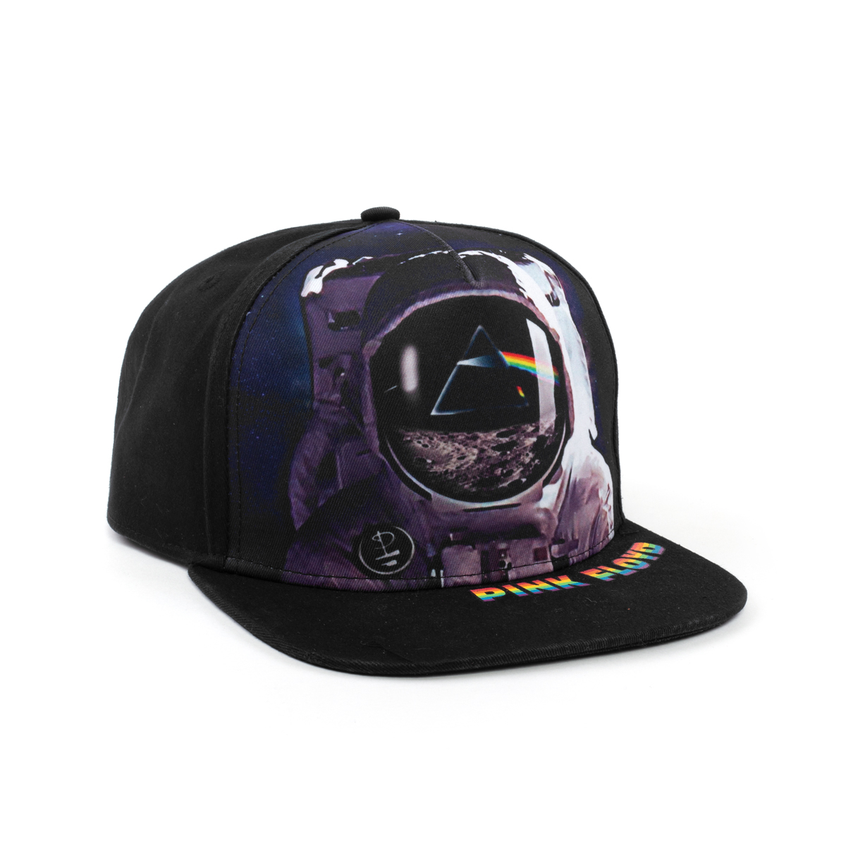 The Dark Side of the Moon Graphic Snapback Hat
