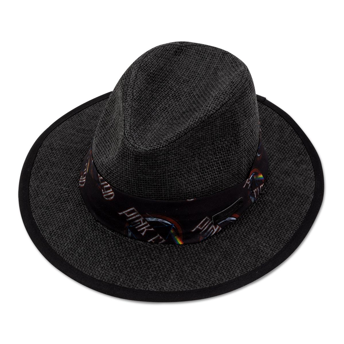 Pink Floyd x Bula Straw Hat