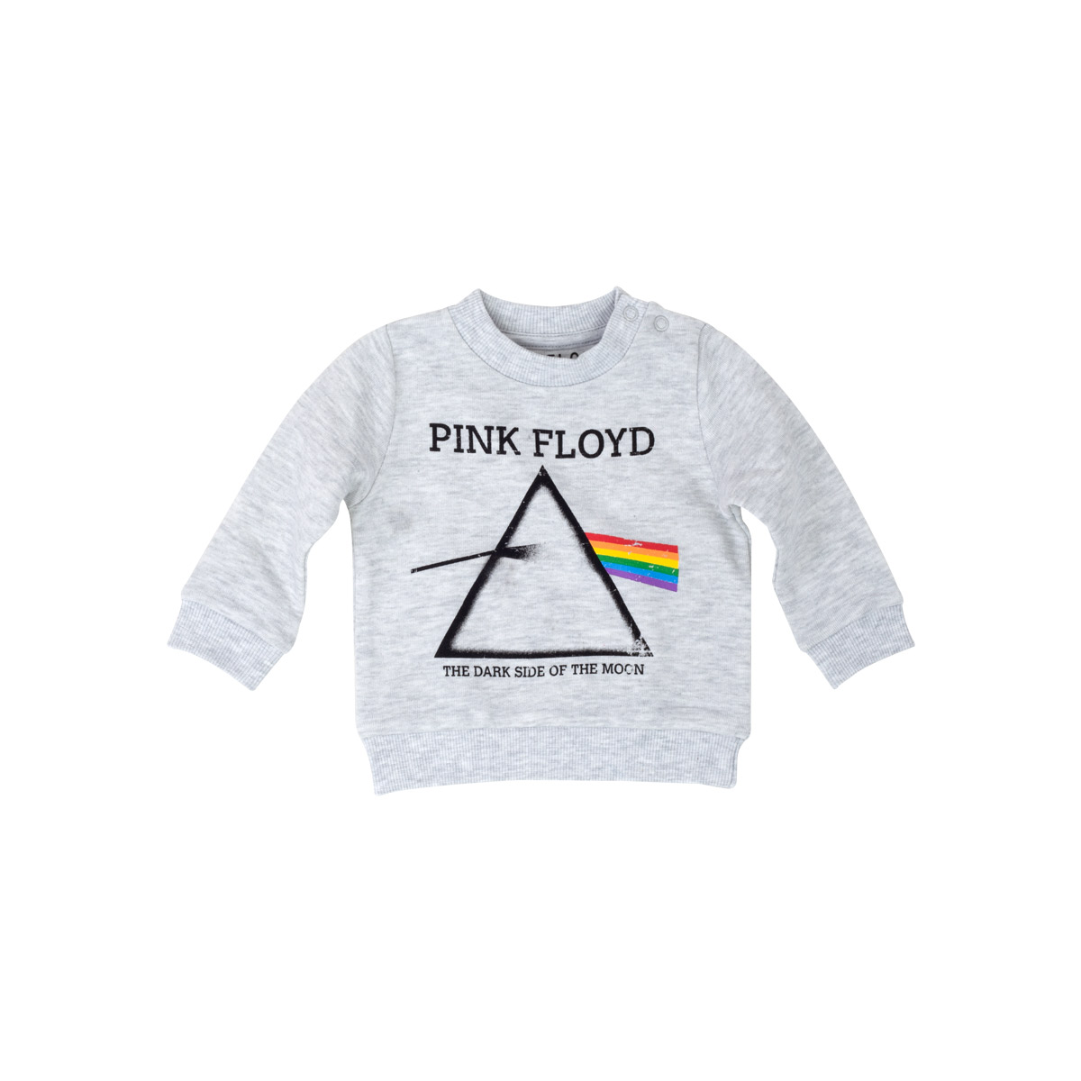 The Dark Side of the Moon Longsleeve Infant Sweater