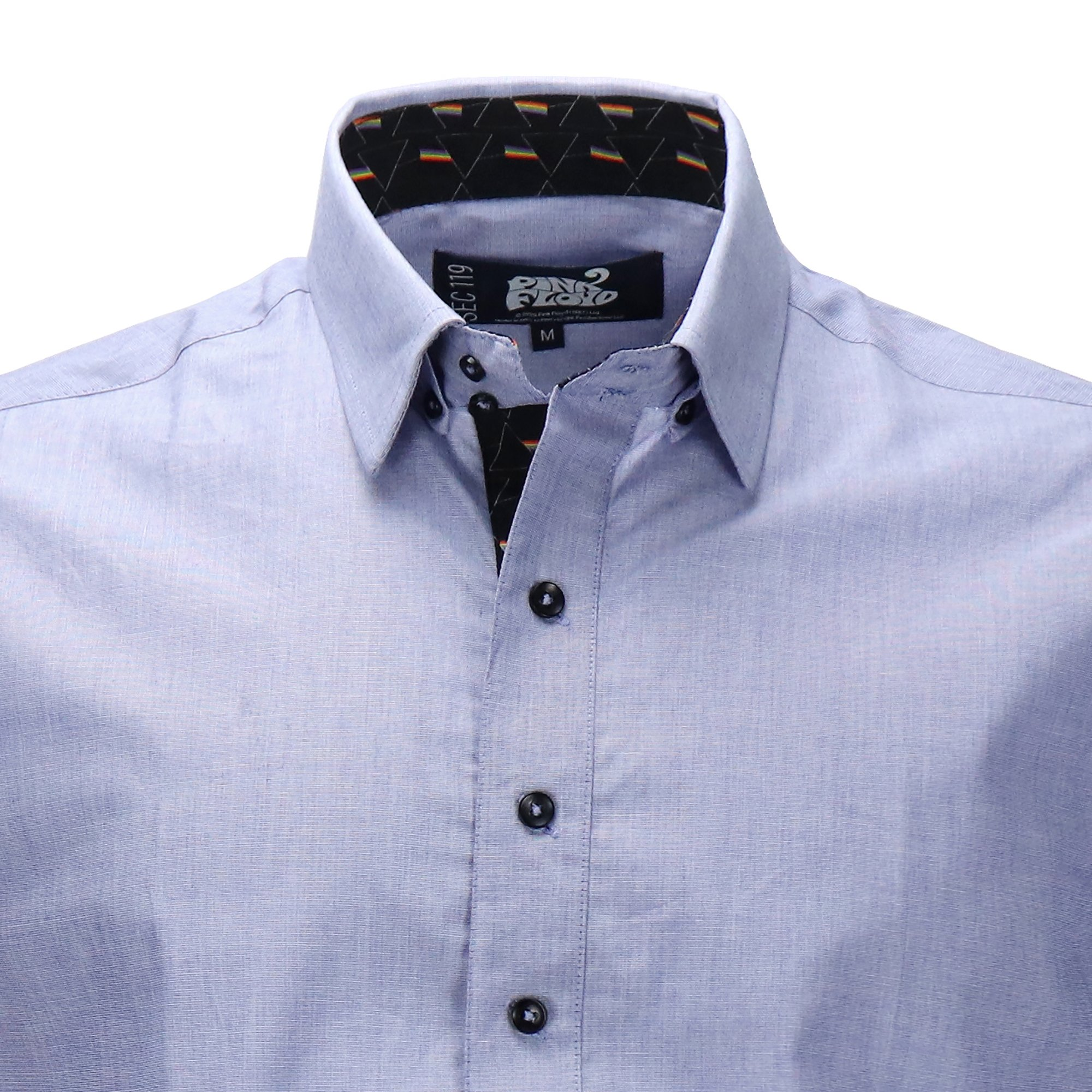 Pink Floyd The Dark Side Of The Moon Button-Down Shirt
