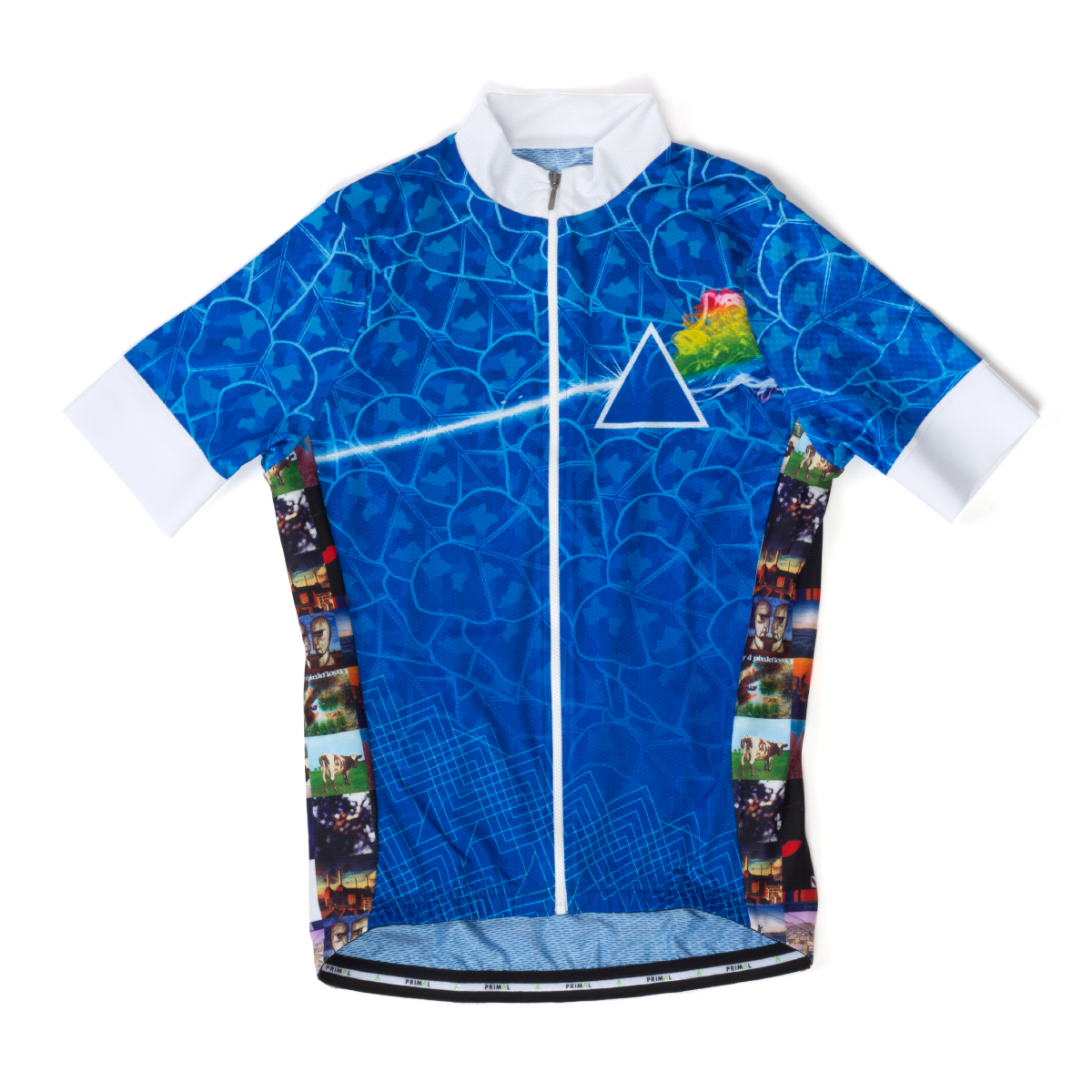 Primal Wear Album Collage Cycling Jersey