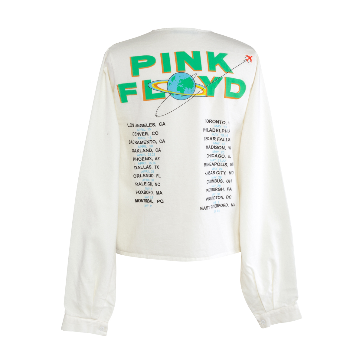 Pink Floyd straight jacket