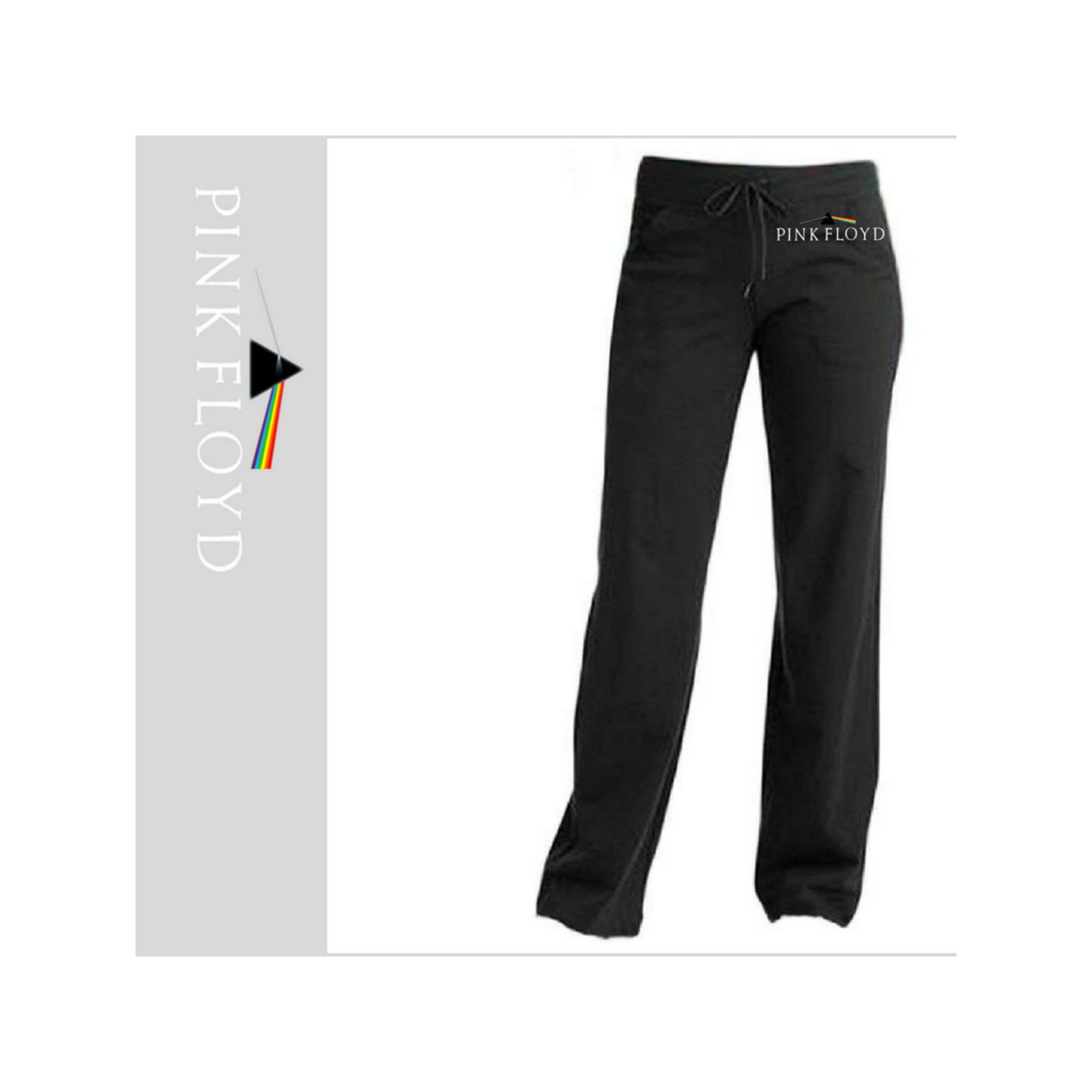 Pink Floyd Dark Side Logo Yoga Pants