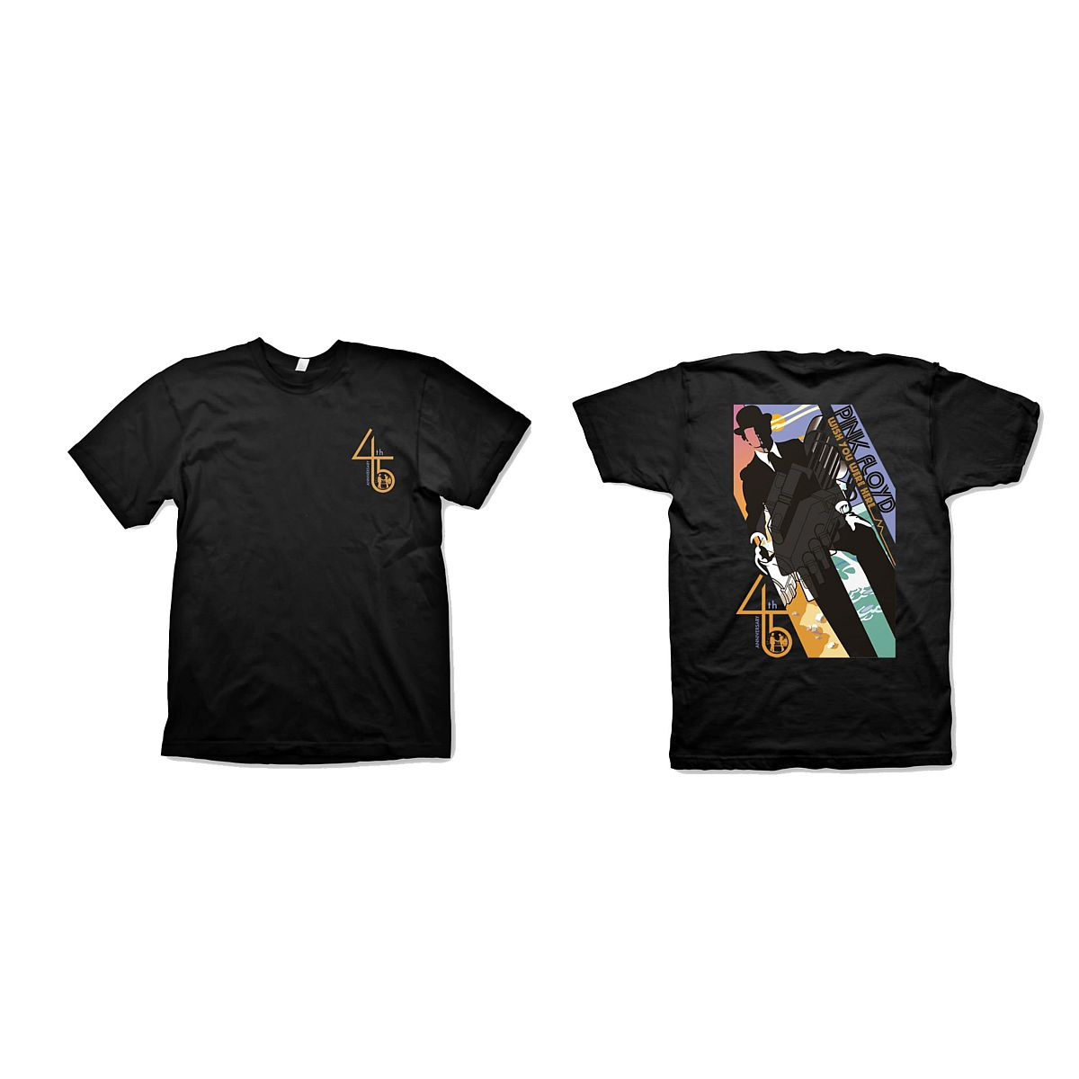 Wish You Were Here 45th Anniversary T-Shirt