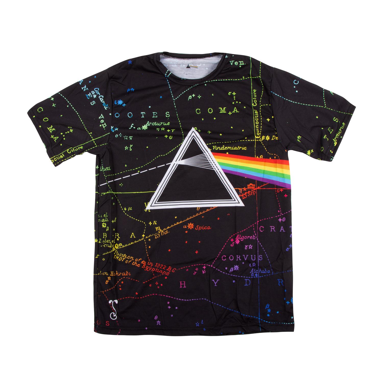Pink Floyd DSOTM Black T-Shirt
