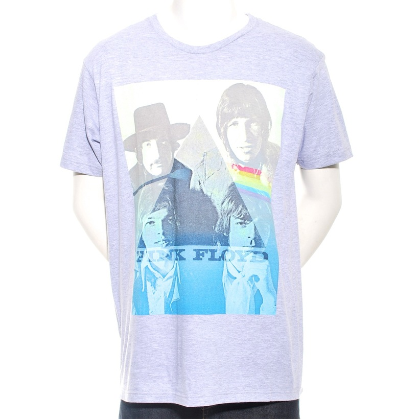 Young Band Prism Overlay T-Shirt