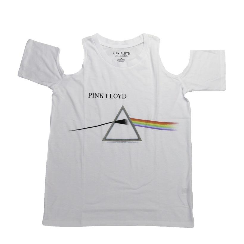 Peek-a-boo Shoulder Women's Prism T-Shirt