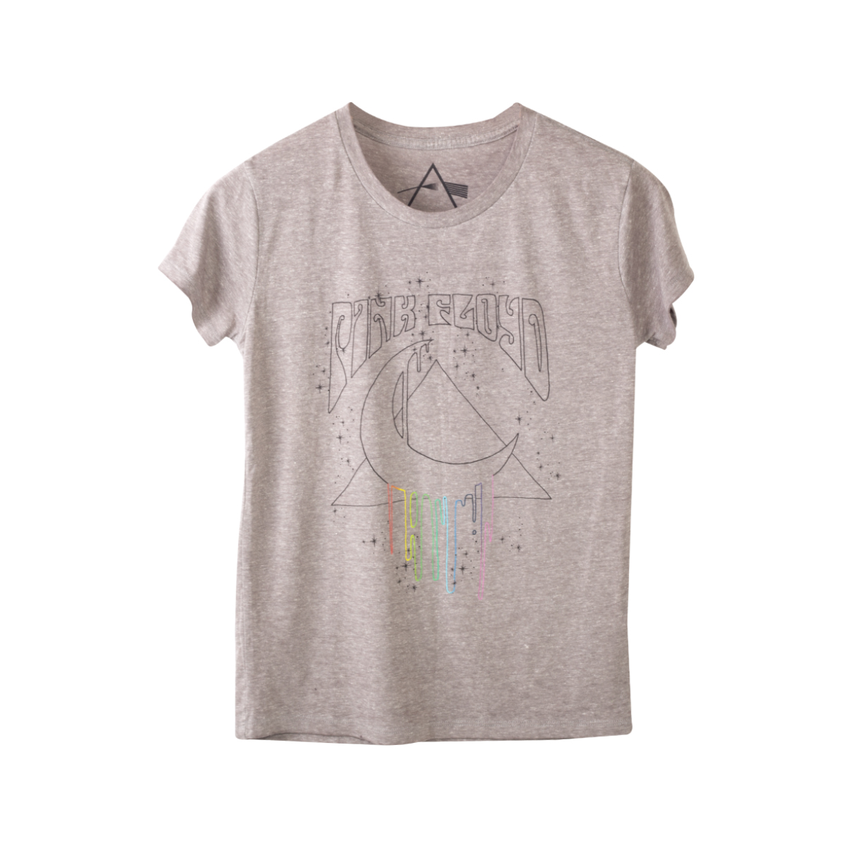 Pink Floyd Juniors Grey T-Shirt