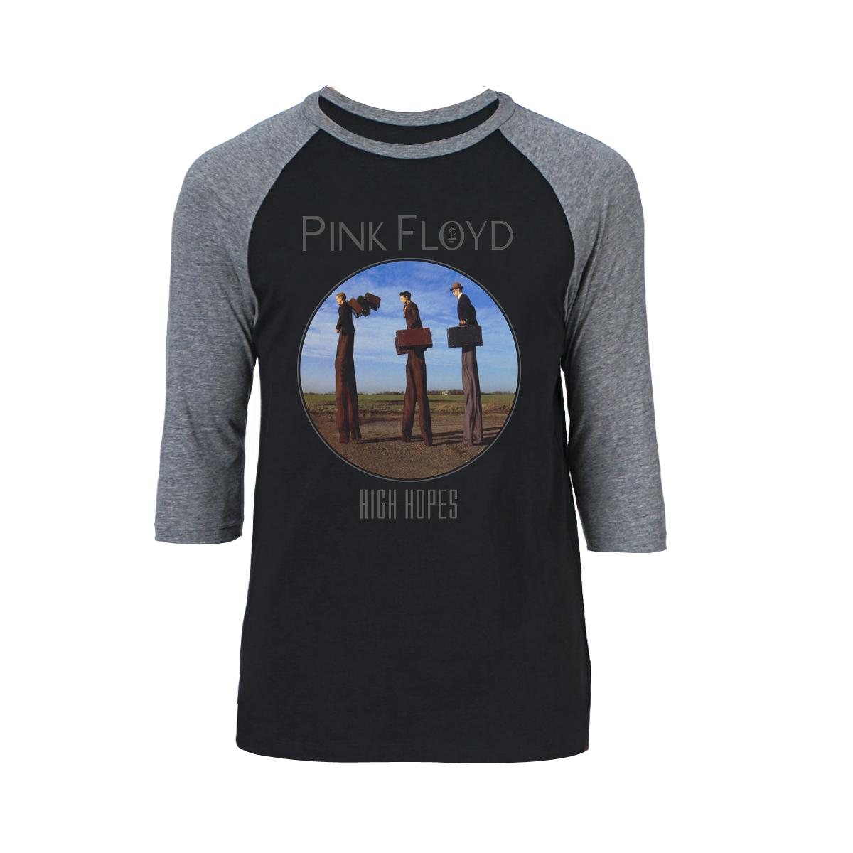 Pink Floyd High Hopes Raglan Exclusive