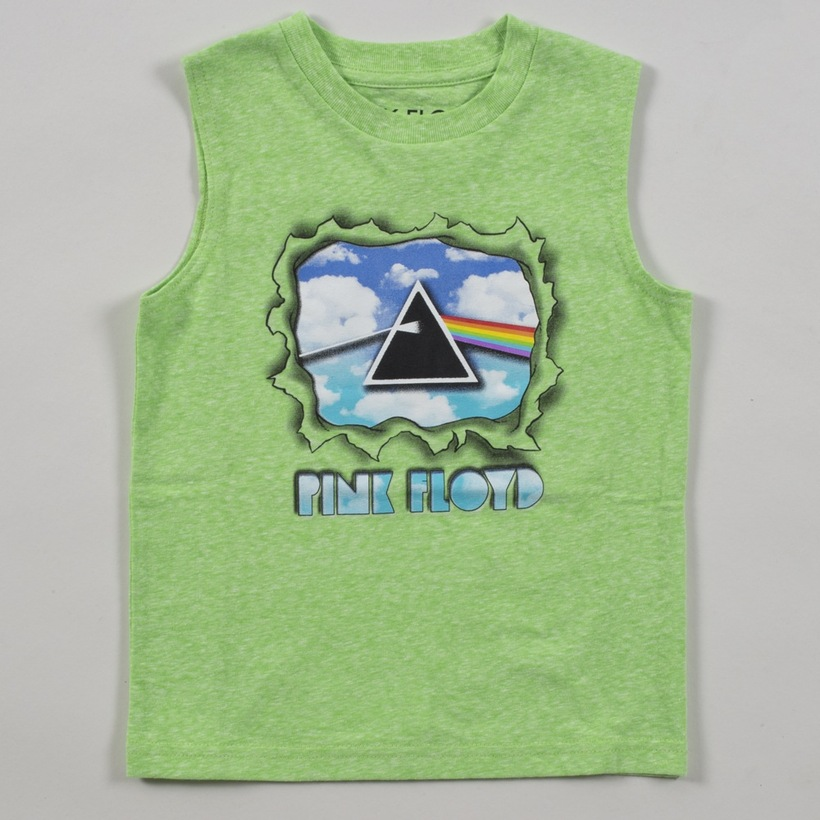 Kids Hello Blue Skies Sleeveless Tee