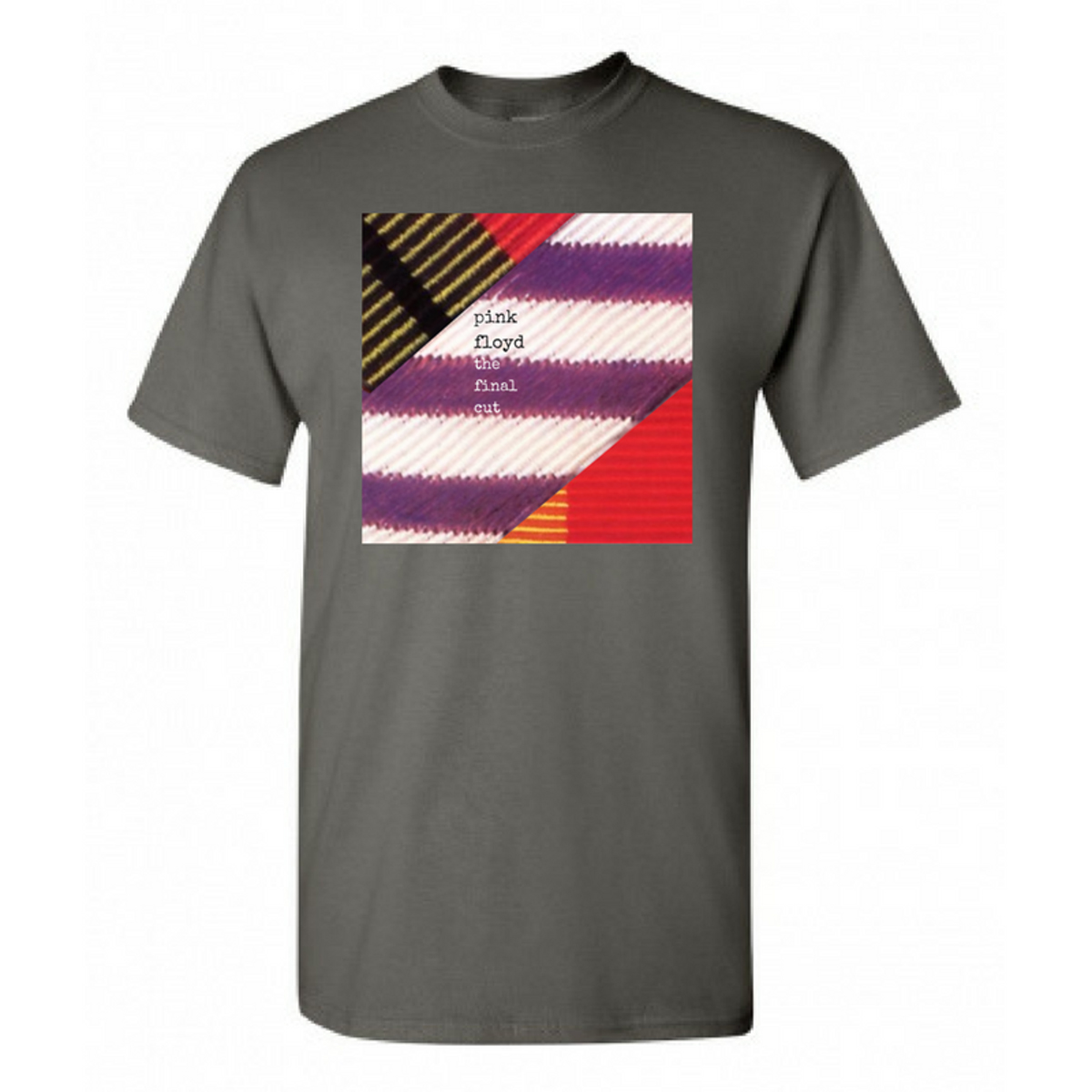 The Final Cut Somber Stripes T-Shirt