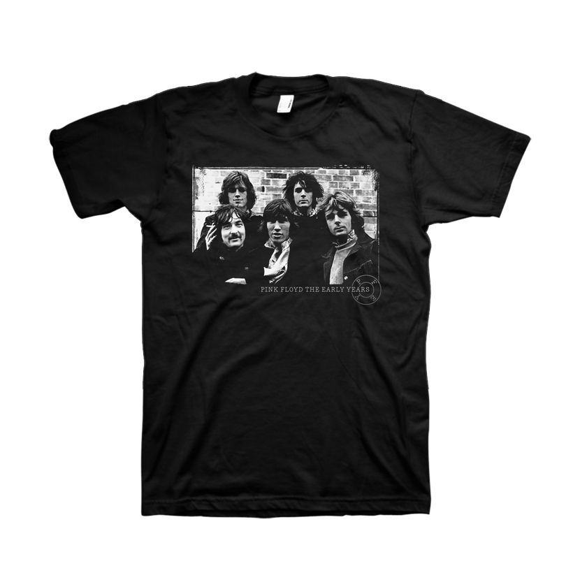 The Early Years Photo Tee: 1968