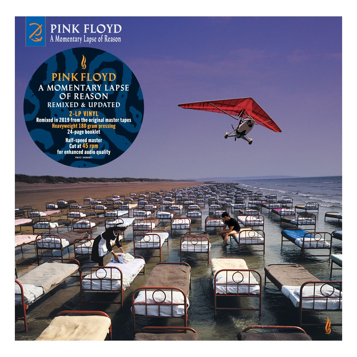 A Momentary Lapse Of Reason (Remixed & Updated) LP | Shop the Pink Floyd  Official Store