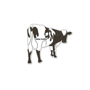 AHM Cow Fridge Magnet