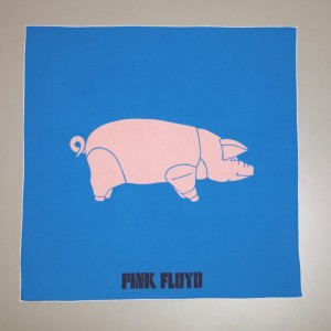 Animals Pig Scarf