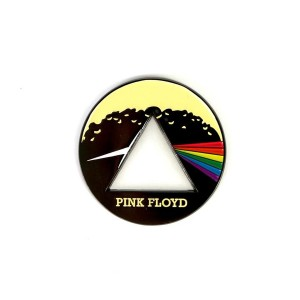 The Pink Floyd x Sloth Steady Dark Side of the Moon Pin
