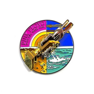 The Pink Floyd x Sloth Steady WYWH Spinner  Pin