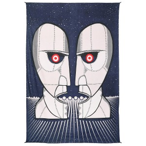 Pink Floyd Division Bell Big Heads Tapestry