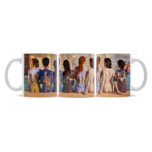 Back Catalog Ceramic Mug