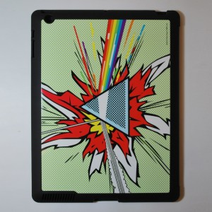 Color Splat iPad 3 Case