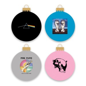 Holiday Ornament 4-Pack