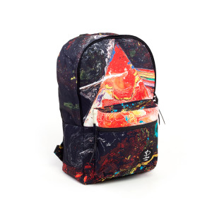 Sublimated Allover Print Backpack