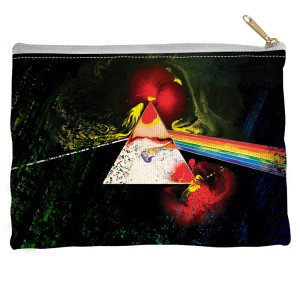 Pink Floyd/Dark Side Of The Moon - Accessory Pouch  - [12.5 X 8.5]