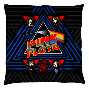 Pink Floyd/Funkside  - Throw Pillow - [16 X 16]