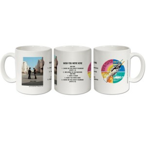 Wish You Were Vinyl Collection Mug