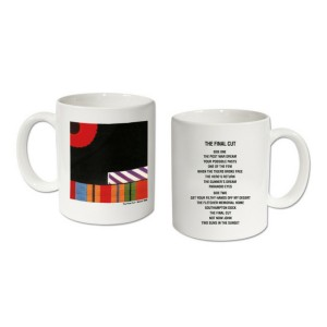 The Final Cut  Vinyl Collection Mug