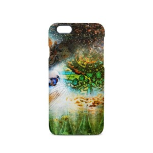 A Saucerful Of Secrets Cover Art Phone Case