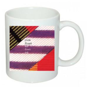 Somber Stripes Mug