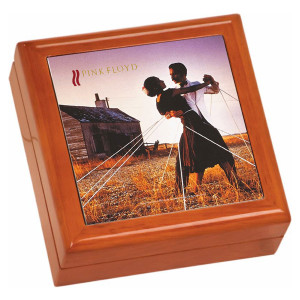 A Collection Of Great Dance Songs Wooden Keepsake Box