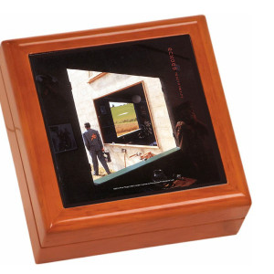 Echoes Wooden Keepsake Box