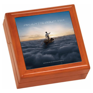 The Endless River Wooden Keepsake Box
