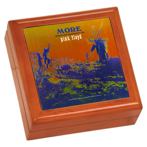 More Wooden Keepsake Box
