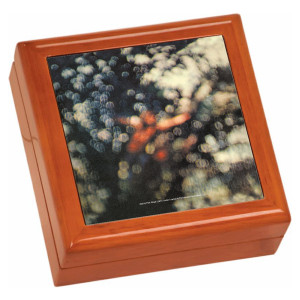 Obscured By Clouds Wooden Keepsake Box