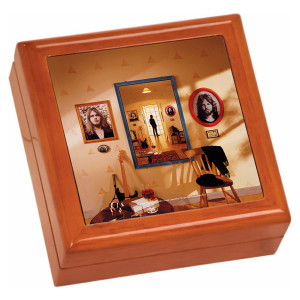 Oh By The Way Wooden Keepsake Box