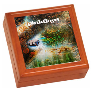 A Saucerful Of Secrets Wooden Keepsake Box