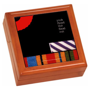 The Final Cut Wooden Keepsake Box
