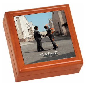 Wish You Were Here Wooden Keepsake Box