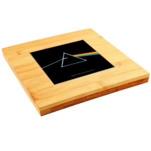 The Dark Side Of The Moon Trivet