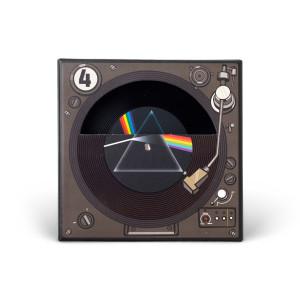 Pink Floyd Record Coaster Set