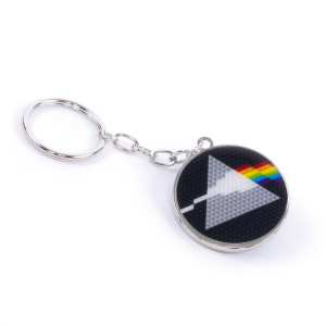 The Dark Side of The Moon Pendant Keychain