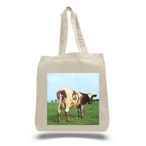 Atom Heart Mother Natural Tote Bag