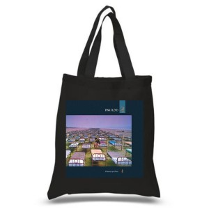 A Momentary Lapse Of Reason Black Tote Bag