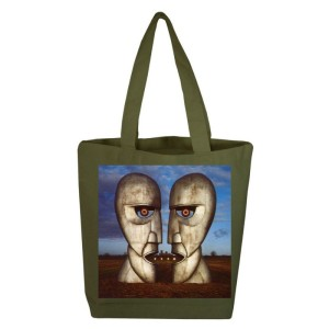 The Division Bell Olive Tote Bag