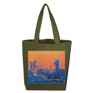 More Olive Tote Bag