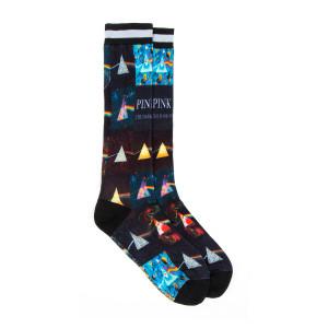 Pink Floyd Psychedelic Socks