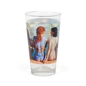 Back Catalog Pint Glass